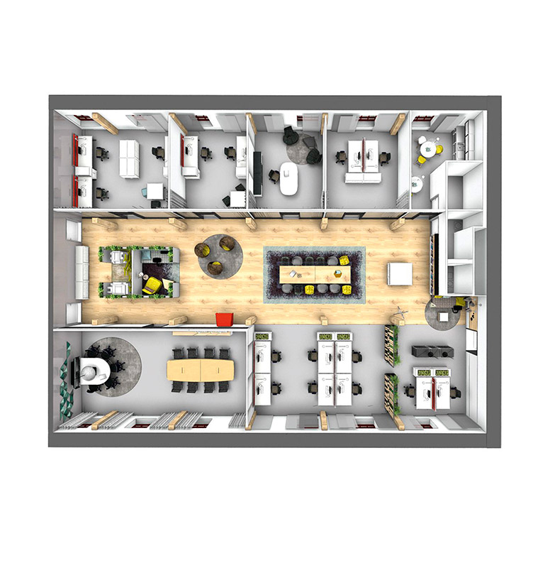 LHL - Bürotechnik. EDV. Büroeinrichtung. Büroplanung für Altötting ...