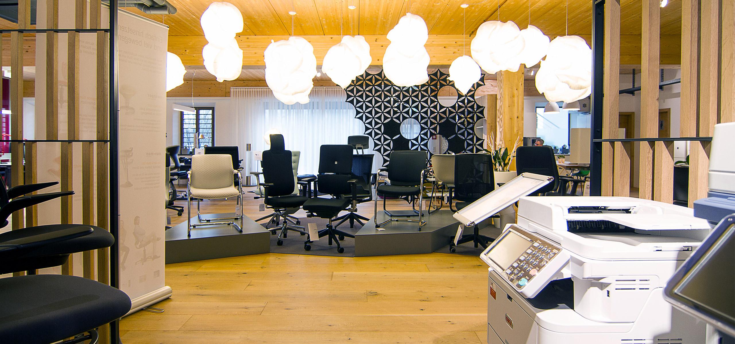 Büromöbel Landshut - Design